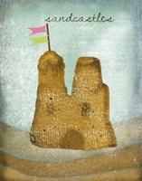 Sandcastles Fine-Art Print