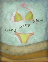 Teeny Weeny Bikini Fine-Art Print