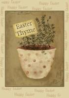 Easter Thyme Fine-Art Print
