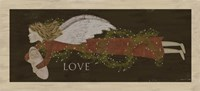 Angel Love Fine-Art Print