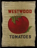 Vintage Tomatoes Fine-Art Print