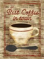 Best Coffee in Town Fine-Art Print