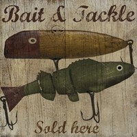 Bait & Tackle Fine-Art Print