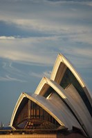 Australia, Sydney, Early Light on Sydney Opera House Fine-Art Print
