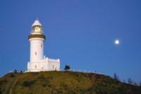 Byron Bay, Australia Lighthouse landmark Fine-Art Print