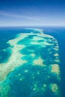 Australia, Cairns, Great Barrier Reef, Elford Reef Fine-Art Print