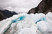 New Zealand, South Island, Franz Josef Glacier Fine-Art Print