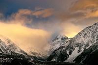Sunrise at Aoraki Mount Cook, New Zealand Fine-Art Print