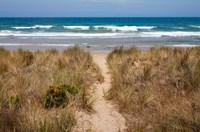 Australia, Victoria, Great Ocean Road, Beach Fine-Art Print