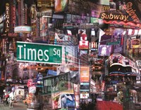 The Crossroads of the World Fine-Art Print