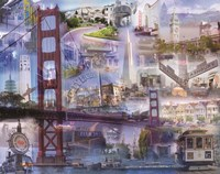 San Francisco Fine-Art Print