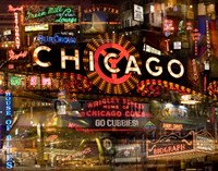 Chicago Night Fine-Art Print