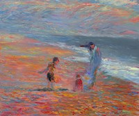 Sunset Wind Fine-Art Print