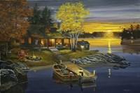 Peaceful Evening Fine-Art Print