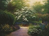 The Walled Garden Fine-Art Print