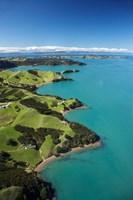 Coastline, Waiheke Island, Auckland, New Zealand Fine-Art Print