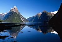 Mitre Peak & Milford Sound, Fiordland National Park, New Zealand Fine-Art Print