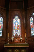 New Zealand, North Island, Wellington, St Pauls church Fine-Art Print