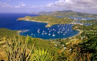 English Harbour, Antigua Fine-Art Print