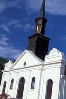 Village Church, Martinique, Caribbean Fine-Art Print
