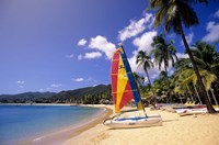 Carlisle Bay Beach, Antigua Fine-Art Print