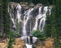 Tangle Creek, Jasper National Park, Alberta, Canada Fine-Art Print