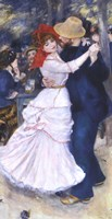 Dance at Bougival Fine-Art Print