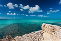 Bahamas, Eleuthera Island, Glass Window Bridge Fine-Art Print