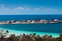 Bahamas, Eleuthera Island, Governors Harbor Fine-Art Print