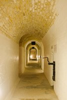 Bermuda, Exhibits inside Fort St Catherine Fine-Art Print