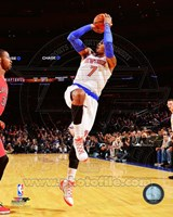 Carmelo Anthony shooting 2014-15 Fine-Art Print