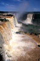 Iguacu Falls, Brazil (vertical) Fine-Art Print