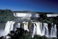 Foz Do Iguacu, Iguacu National Park, Parana, Brazil Fine-Art Print
