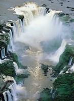 Igwacu Falls Thunders, Brazil Fine-Art Print