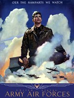 United States Army Air Forces Fine-Art Print