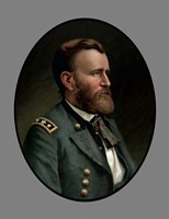 Ulysses S Grant Fine-Art Print