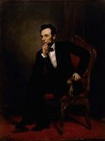 Abraham Lincoln Fine-Art Print