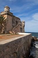 Cojimar Fort, Cojimar, Cuba Fine-Art Print