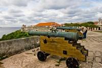 Fortress de San Carlos de la Cabana, Havana, Cuba Fine-Art Print