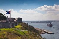 Cuba, Havana, La Cabana, Fortification Fine-Art Print