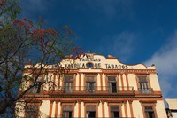 Cuba, Havana, Partagas cigar factory Fine-Art Print