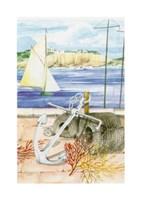 Riviera I Fine-Art Print