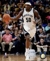 Zach Randolph 2014-15 Action Fine-Art Print