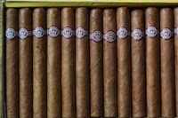 Cuba, Pinar del Rio Province, Cuban Cigars Fine-Art Print