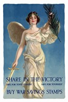 Share in the Victory Fine-Art Print