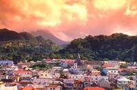Roseau, Dominica, Caribbean Fine-Art Print