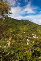 Dominica, Roseau, Grand Bay Area, Petite Savanne Fine-Art Print