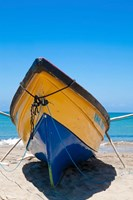 Fishing Boats, Treasure Beach, Jamaica South Coast Fine-Art Print