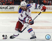 Dan Girardi 2014-15 Action Fine-Art Print