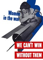 Women in the War Fine-Art Print